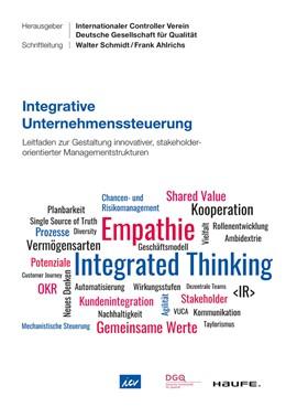 Abbildung von Ahlrichs / Blachfellner / Hildebrand | Integrative Unternehmenssteuerung - ICV-Leitfaden | 2019 | Dieser Leitfaden beschreibt ne...