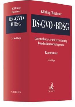 Abbildung von Kühling / Buchner | Datenschutz-Grundverordnung, Bundesdatenschutzgesetz: DS-GVO / BDSG | 3. Auflage | 2020 | beck-shop.de
