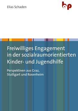 Abbildung von Schaden | Freiwilliges Engagement in der sozialraumorientierten Kinder- und Jugendhilfe | 2019 | Perspektiven aus Graz, Stuttga...