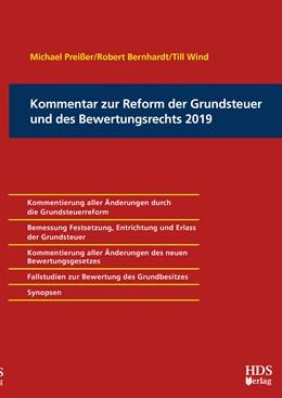 Abbildung von Preißer / Bernhardt / Wind | Kommentar zur Reform der Grundsteuer und des Bewertungsrechts 2019 | 2020