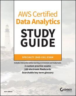 Abbildung von Abbasi | AWS Certified Data Analytics Study Guide | 1. Auflage | 2021 | beck-shop.de