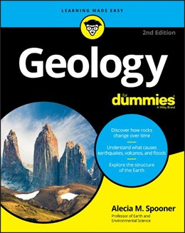 Abbildung von Spooner | Geology For Dummies | 2. Auflage | 2020 | beck-shop.de