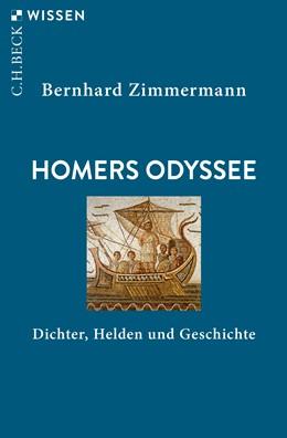 Abbildung von Zimmermann, Bernhard | Homers Odyssee | 1. Auflage | 2020 | 2908 | beck-shop.de