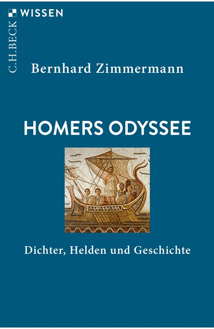 Cover: Bernhard Zimmermann, Homers Odyssee