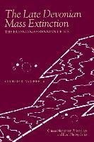 Abbildung von McGhee | The Late Devonian Mass Extinction | 1996