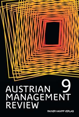 Abbildung von Güttel | AUSTRIAN MANAGEMENT REVIEW, Volume 9 | 1. Auflage | 2019 | beck-shop.de