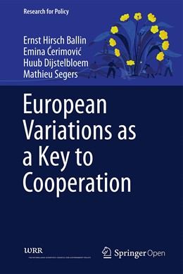 Abbildung von Hirsch Ballin / Cerimovic / Dijstelbloem | European Variations as a Key to Cooperation | 1st ed. 2020 | 2020