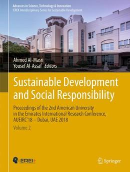 Abbildung von Al-Masri / Al-Assaf | Sustainable Development and Social Responsibility—Volume 2 | 1st ed. 2020 | 2020 | Proceedings of the 2nd America...