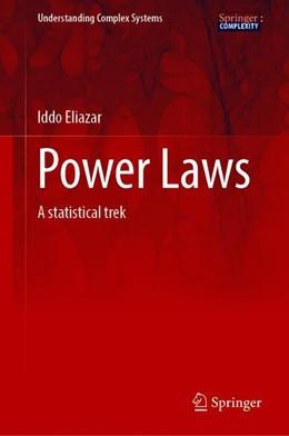 Abbildung von Eliazar | Power Laws | 1st ed. 2020 | 2020 | A Statistical Trek