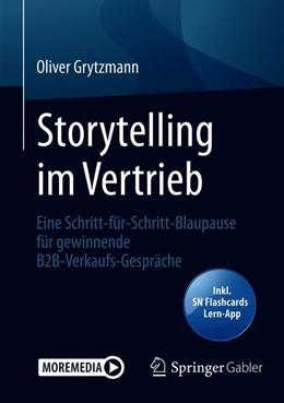 Abbildung von Grytzmann   Storytelling im Vertrieb   1. Auflage   2020   beck-shop.de