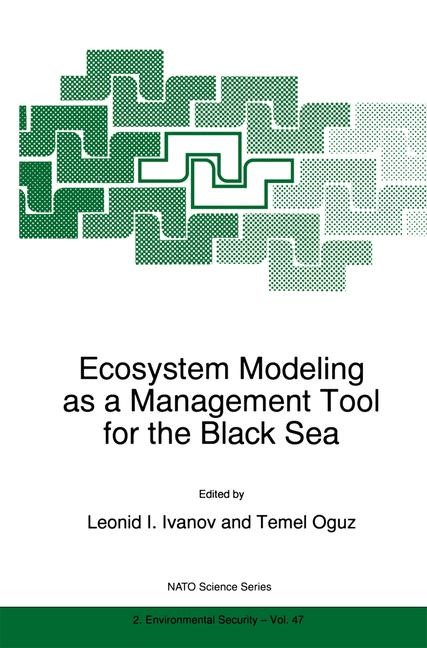 Abbildung von Ivanov / Ogammauz | Ecosystem Modeling as a Management Tool for the Black Sea | 1998