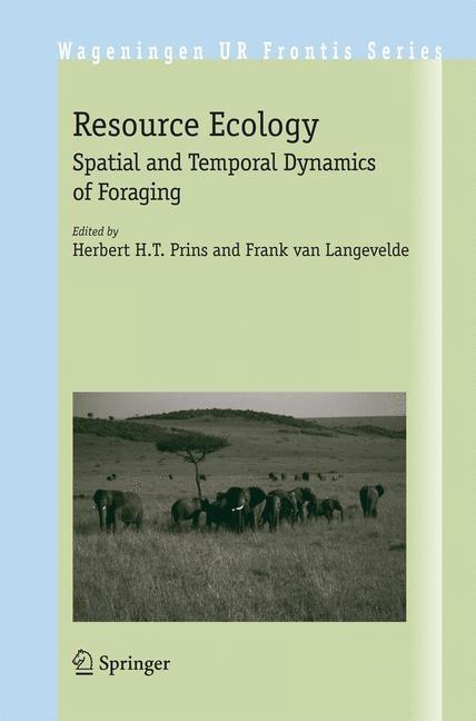 Abbildung von Prins / van Langevelde | Resource Ecology | 2008