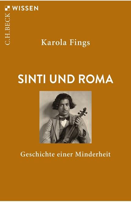 Cover: Karola Fings, Sinti und Roma