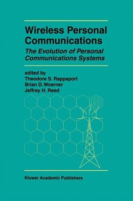 Abbildung von Rappaport / Woerner / Reed / Tranter | Wireless Personal Communications | 1996 | 1997 | The Evolution of Personal Comm... | 424