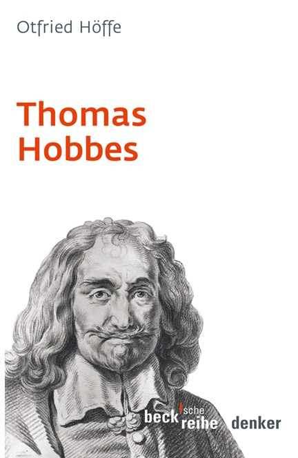 Cover: Otfried Höffe, Thomas Hobbes