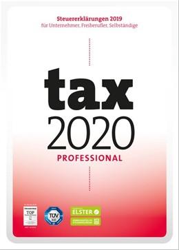Abbildung von tax 2020 Professional | veränderte Neuauflage | 2019 | Steuererklärungen 2019 für Unt...