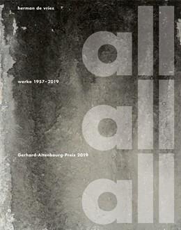 Abbildung von Krischke / Altenburg | herman de vries, all all all - Werke 1957-2019 | 1. Auflage | 2019 | beck-shop.de
