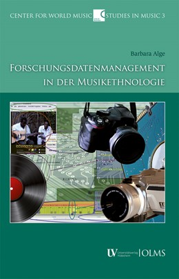 Abbildung von Alge | Forschungsdatenmanagement in der Musikethnologie | 2019 | 2019