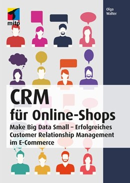 Abbildung von Walter | CRM für Online-Shops | 1. Auflage | 2016 | beck-shop.de