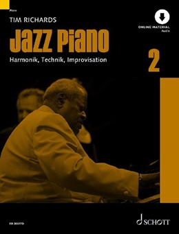 Abbildung von Richards | Jazz Piano | 2020 | Harmonik, Technik, Improvisati...