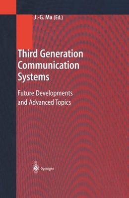 Abbildung von Ma | Third Generation Communication Systems | 2003 | Future Developments and Advanc...