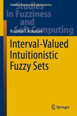 Abbildung von Atanassov | Interval-Valued Intuitionistic Fuzzy Sets | 1st ed. 2020 | 2019