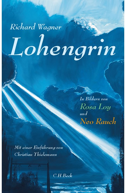 Cover: Richard Wagner, Lohengrin