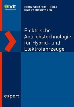 Abbildung von Schäfer | Elektrische Antriebstechnologie für Hybrid- und Elektrofahrzeuge | 2019 | 149