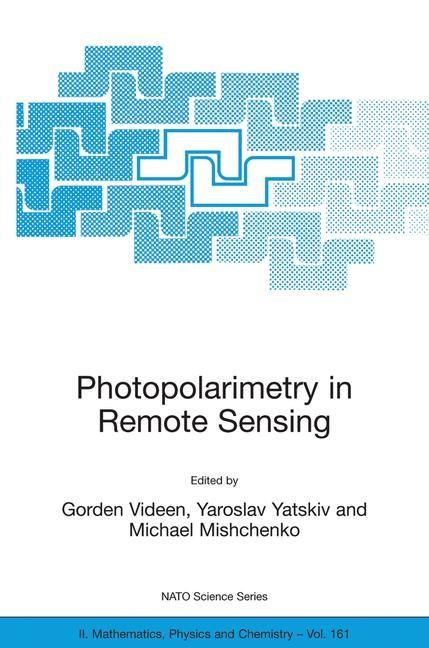 Abbildung von Videen / Yatskiv / Mishchenko   Photopolarimetry in Remote Sensing   2004