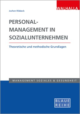 Abbildung von Ribbeck | Personalmanagement in Sozialunternehmen | Neuerscheinung | 2020 | Theoretische und methodische G...