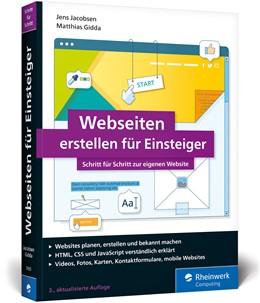 Abbildung von Jacobsen / Gidda | Webseiten erstellen für Einsteiger | 3. Auflage | 2020 | beck-shop.de