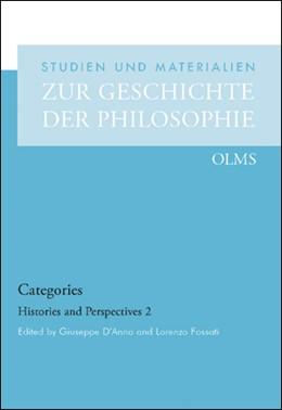 Abbildung von D' Anna / Fossati   Categories   1. Auflage   2019   97   beck-shop.de