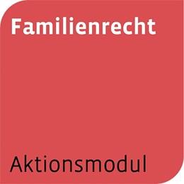 Abbildung von Aktionsmodul Otto Schmidt Familienrecht | 1. Auflage | | beck-shop.de