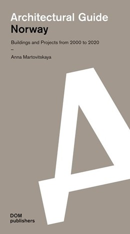 Abbildung von Martovitskaya | Norway. Architectural Guide | 2019 | Buildings and Projects from 20...