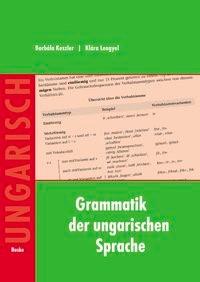Abbildung von Keszler / Lengyel   Ungarische Grammatik   2008