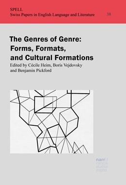 Abbildung von Heim / Vejdovsky | The Genres of Genre: Form, Formats, and Cultural Formations | 1. Auflage | 2019 | beck-shop.de