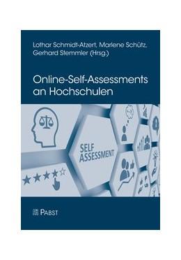 Abbildung von Schmidt-Atzert / Schütz / Stemmler | Online-Self-Assessments an Hochschulen | 2019