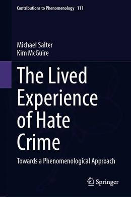 Abbildung von Salter / McGuire   The Lived Experience of Hate Crime   1. Auflage   2019   111   beck-shop.de