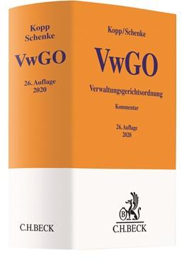 Abbildung von Kopp / Schenke | Verwaltungsgerichtsordnung: VwGO | 26. Auflage | 2020 | beck-shop.de