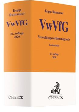 Abbildung von Kopp / Ramsauer | Verwaltungsverfahrensgesetz: VwVfG | 21. Auflage | 2020 | beck-shop.de