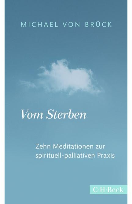 Cover: Michael Brück, Vom Sterben