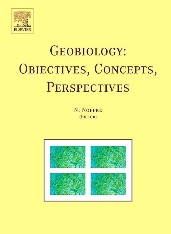 Abbildung von Noffke | Geobiology: Objectives, Concepts, Perspectives | 2005