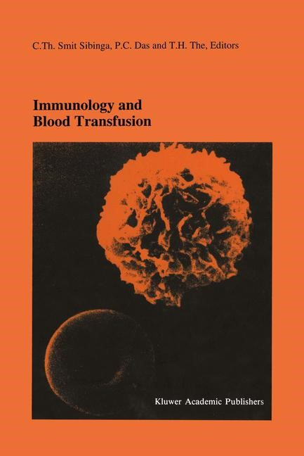 Abbildung von Smit Sibinga / Das / The   Immunology and Blood Transfusion   1993