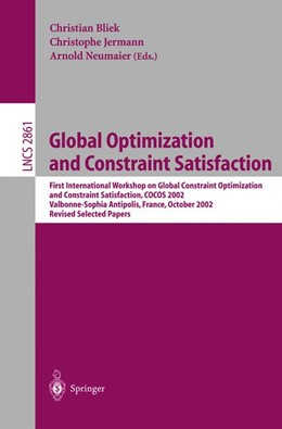 Abbildung von Bliek / Jermann / Neumaier | Global Optimization and Constraint Satisfaction | 2003 | First International Workshop G... | 2861