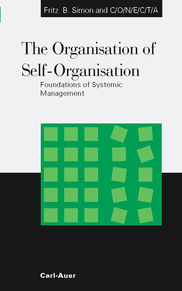 Abbildung von Simon | The Organisation of Self-Organisation | 2004
