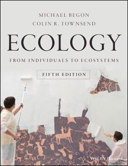 Abbildung von Begon / Townsend   Ecology: From Individuals to Ecosystems   5. Auflage   2020