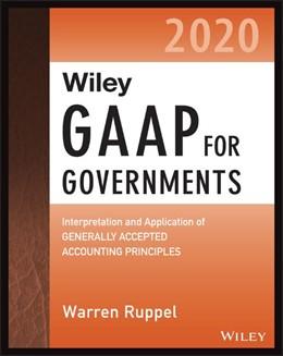 Abbildung von Ruppel   Wiley GAAP for Governments 2020   1. Auflage   2020   beck-shop.de