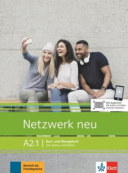 Abbildung von Dengler / Mayr-Sieber   Netzwerk neu A2.1. Kurs- und Übungsbuch mit Audios und Videos   1. Auflage   2020   beck-shop.de