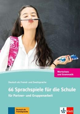 Abbildung von 66 Sprachspiele für die Schule | 1. Auflage | 2019 | beck-shop.de