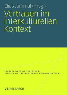 Abbildung von Jammal | Vertrauen im interkulturellen Kontext | 2008 | China - Indonesien - Frankreic...
